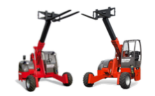 Manitou Truck Mounted Forklift