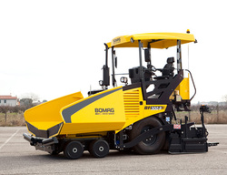 Asphalt Paving Roller Equipment